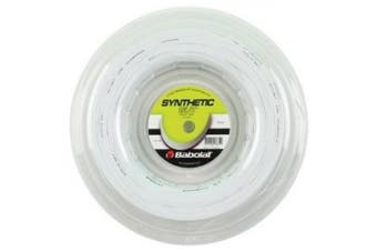 (1.25mm/17G) - Babolat Synthetic Gut 17G (200m) REEL White