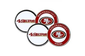 San Fransisco 49ers Ball Marker Set