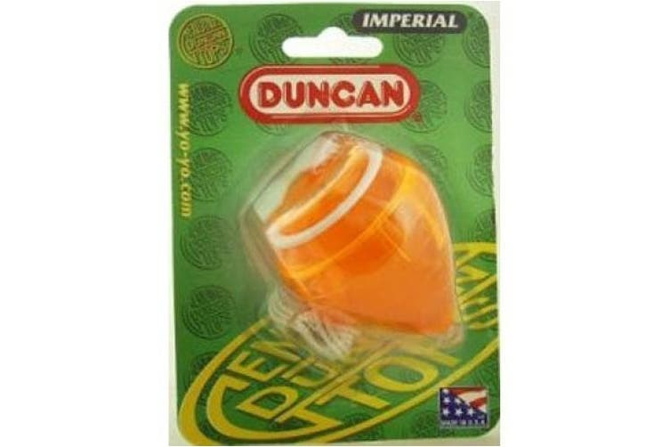 (Green) - Duncan Imperial Spintop - Colours May Vary