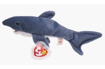 Crunch the Shark Beanie Baby (Retired)
