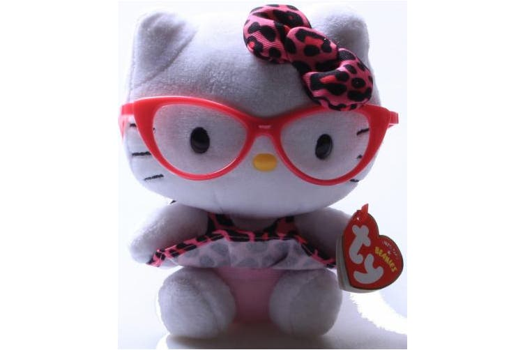 Ty Hello Kitty Fashionista Beanie 15cm
