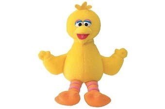 (Big Bird) - Sesame Street Beanbags Big Bird - 17cm by Gund - 75934