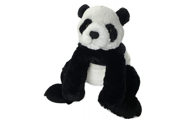 PurrFection 1706 Gansu - Panda Bear with Beanbag Plush