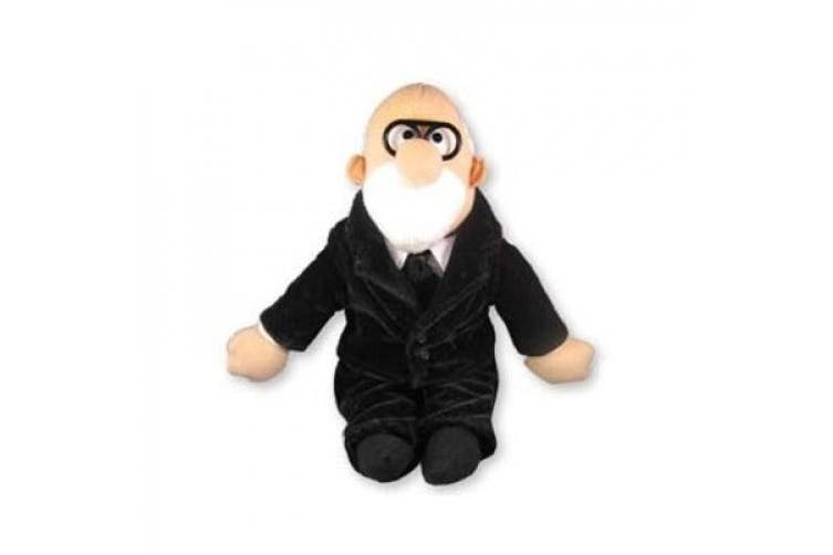 Sigmund Freud Little Thinker Plush Doll