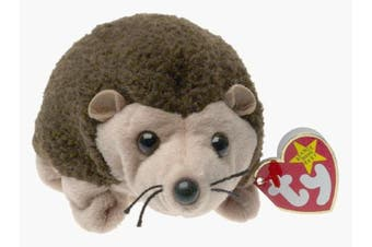 TY Beanie Baby - PRICKLES the Hedgehog