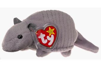Ty Beanie Babies Tank the Armadillo [Toy]