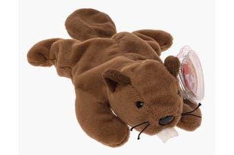 Ty Beanie Babies - Bucky the Beaver