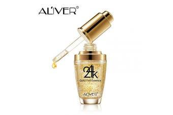 24K Gold Essence Collagen Skin Face Moisturising Hyaluronic Acid Anti-Ageing Mask Moisturising Firming for Women Skin Care