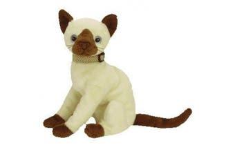 Siam the Siamese Cat - TY Beanie Baby