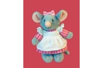 Alfred 00-18791 Music for Little Mozarts- Plush Toy- Nannerl Mouse - Music Book