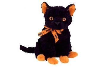 TY Beanie Baby - FRAIDY the Black Cat