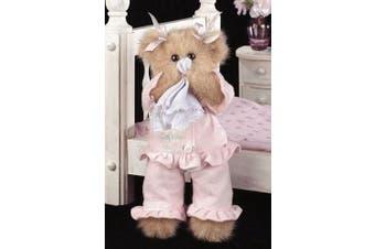 """Sicky Vicky """"Get Well Soon!"""" Teddy Bear by Bearington Bears"""