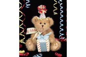 Bearington Beary Happy Birthday Bear