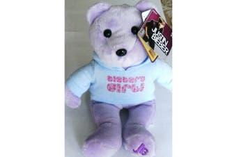Justin Bieber 20cm Teddy Bear Biebers Girl