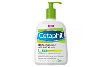 Cetaphil Restoring Lotion with Antioxidants for Ageing Skin, 470ml Bottle
