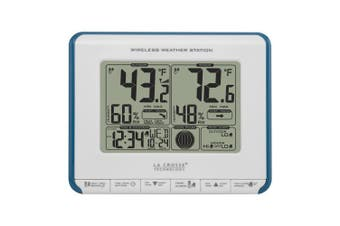 La Crosse Technology Wireless Weather Station with Heat Index and Dew Point