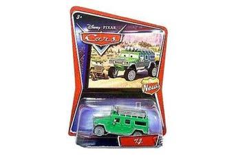 Disney Pixar Cars T.J. Hummer Vehicles