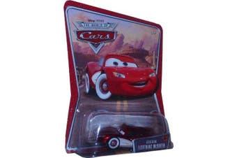 Disney Pixar The World of Cars Movie Series 1:55 Scale Die Cast Cars - Cruisin' Lightning McQueen (K4593)