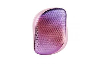 Tangle Teezer Compact Styler Detangling Hairbrush, Sunset Pink