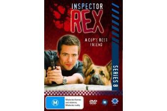 Inspector Rex: Series 8 [Region 4]
