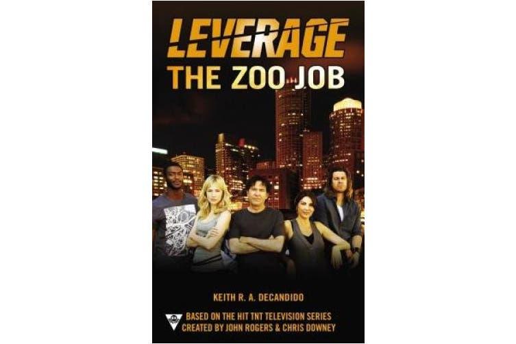 The Con Job (Leverage Novel)