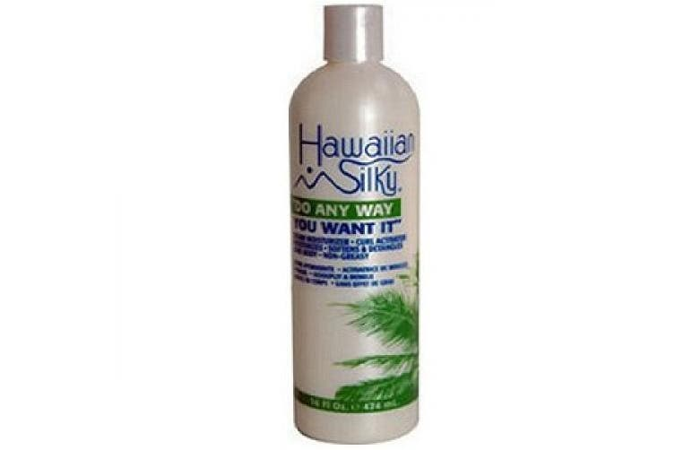 (470mls) - Hawaiian Silky Hawaiian silky cream activator do any way you want it 16 fluid ounce, White, 16 Fl Ounce