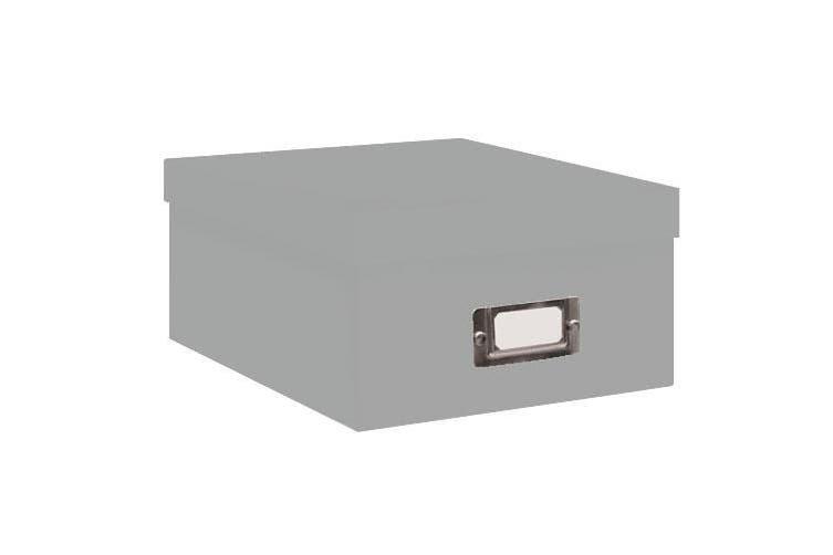 Pioneer Photo Albums B-1C Photo Storage Box, Crafter White