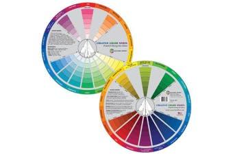 Colour Wheel Creative Colour Wheel