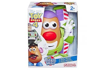 Mr. Potato Head Disney/Pixar Toy Story 4 Spud Lightyear Figure Toy for Kids . and Up