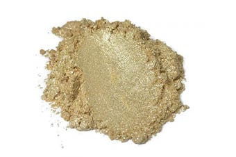 "42g45ml""Diamond Venetian Gold"" Mica Powder Pigment (Epoxy,Paint,Colour,Art) Black Diamond Pigments"