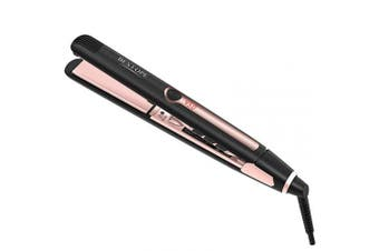 BESTOPE Hair Straightener Ionic Flat Iron for Hair, Instant Ceramic Heats Up and Adjustable