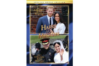 Harry and Meghan: A Modern Royal Romance and Wedding