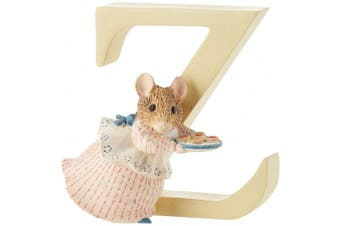 (Z) - Beatrix Potter Alphabet Letter Z Appley Dapply Figurine