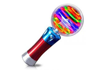 "ArtCreativity 7.5"" Light Up Magic Ball Toy Wand for Kids 