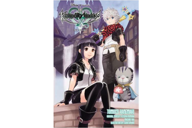 Kingdom Hearts X: Your Keyblade, Your Story the Novel (Light Novel) (Kingdom Hearts X (Light Novel))