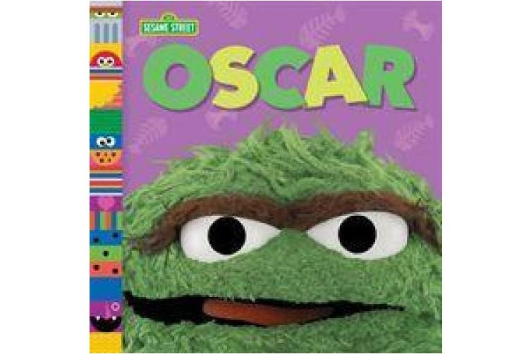 Oscar (Sesame Street Friends) [Board book]