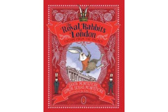 Escape from the Palace, Volume 2 (Royal Rabbits of London)