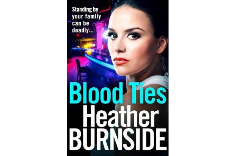 Blood Ties (Manchester Trilogy)