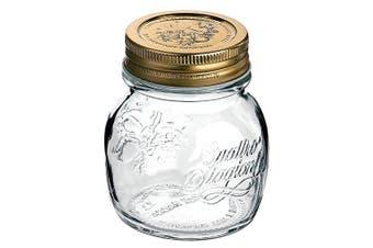 Bormioli Rocco Quattro Stagioni 8 1/60ml Canning Jar, Set of 12