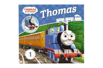Fisher-Price Thomas & Friends Book GWP Assorted