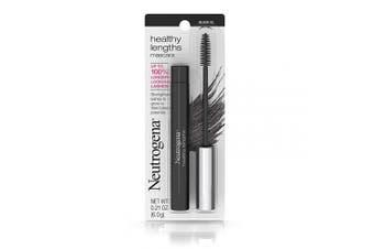 (02 / Black) - Neutrogena Healthy Lengths Mascara, Black 02, .620ml