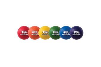 Champion Sports Rhino Skin Low Bounce Dodgeball Sets