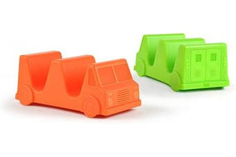 Fred and Friends Taco Truck Holder - Green/Orange