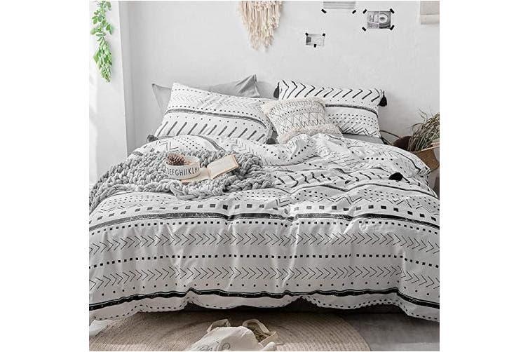 High Stripe Twin Bedding Sets Cotton, Twin Bedding Teenage Girl