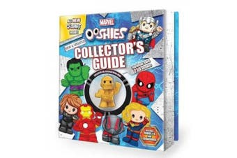 Ooshies Collector's Guide (Marvel 2019 with Iron Man Figurine) (Marvel)