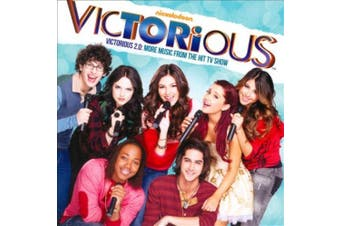 Victorious 2.0: More Music from the Hit TV Show [Original TV Soundtrack] [EP] *