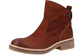 (5 UK, Brown (Bison 2)) - camel active Women's Palm 78 Slouch Boots