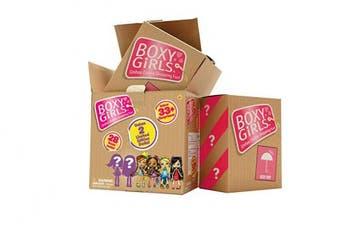 Boxy Girls Mystery Box
