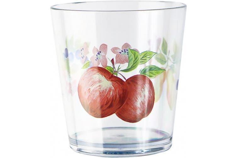 Corelle Coordinates Chutney Acrylic Juice Glasses, 240ml, Set of 6