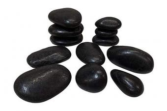 Rock Painting - Smooth Rocks to Paint - 12 Rocks for Painting - Sizes 1.5 to 7.6cm